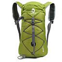 billiga Hängande belysning-Ryggsäckar Lättpackbar ryggsäck 32 L - Lättvikt Regnsäker Snabb tork Mateial som andas Utomhus Klättring Camping Utför Nylon Grön Blå Violet t