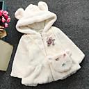 ieftine Set Îmbrăcăminte Bebeluși-Bebelus Fete Floral Manșon Lung Căptușit Bumbac