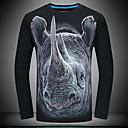 preiswerte Handtuchhalter-Herrn Tier - Retro T-shirt