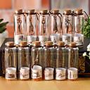 preiswerte Feiertags Party Dekoration-12st Glas Modern / Zeitgenössisch / Simple Style für Haus Dekoration, Geschenke / Hausdekorationen Geschenke