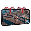 economico Accessori giochi per smartphone-grilletto del gioco per pubg, unità di innesco del gioco portatile metallo / abs 2 pezzi