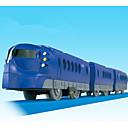 baratos Trens de brinquedo e conjuntos de trem-Trens & Ferrovias de Brinquedo Trem Cauda Simulação / Requintado / Interação pai-filho Plástico e metal Todos Infantil Dom 1 pcs