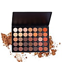 cheap Eyeshadows-# / 35 Colors Eyeshadow Palette Daily / Party Portable Daily Makeup / Party Makeup / Fairy Makeup Makeup Cosmetic / Matte / Shimmer