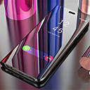 levne iPhone pouzdra-caseme případ pro iPhone xr xs xs max zrcadlo / flip / auto spánek / probuzení případech pevné barevné pevné PC pro iPhone x 8 8 plus 7 7plus 6s 6s plus se 5 5s
