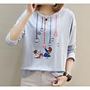 baratos Acessórios de Dança-Mulheres Camiseta Básico Geométrica