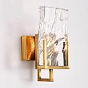 abordables Eclairage de Coiffeuse & Miroir-QIHengZhaoMing LED / Moderne / Contemporain Appliques Magasins / Cafés / Bureau Métal Applique murale 110-120V / 220-240V 10 W