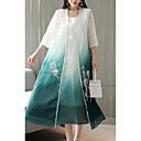 cheap Curtains & Drapes-Women's Set - Floral Dress