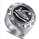 billige Herre Ringe-Herre Vintage Stil Midi Ring - Titanium Stål Vintage 8 / 9 / 10 / 11 / 12 Guld / Sølv Til Gave Daglig