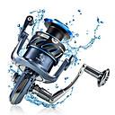 رخيصةأون بكرات الصيد-Fishing Reels بكرة دوارة 5.5:1 نسبة أعداد التروس والاسنان+7 الكرة كراسى توجيه اليد قابلة تغيير الصيد البحري / طعم الاسماك / إغراء الصيد