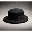 cheap Men's Athletic Shoes-men's polyester fedora hat - solid colored