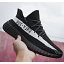 זול נעלי ספורט לגברים-בגדי ריקוד גברים נעלי נוחות רשת קיץ יום יומי נעלי אתלטיקה ריצה שחור לבן / שחור אדום / כתום ושחור