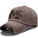 זול צמידי גברים-כובע בייסבול - דפוס בסיסי בגדי ריקוד גברים
