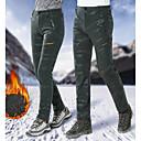hesapli Anime Cosplay Ayakkabıları-Erkek Kayak Pantolonları Rüzgar Geçirmez, Su Geçirmez, Sıcak Tutma Kayakçılık / Kamp & Yürüyüş / Snowboarding / Kar Kayağı POLİ, Elastane Pantalonlar Kayak Kıyafeti