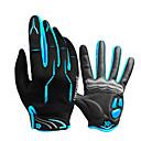 Недорогие Перчатки для велоспорта-CoolChange Перчатки для велосипедистов Перчатки для горного велосипеда Дышащий Противозаносный Впитывает пот и влагу Защитный Спортивные перчатки Силиконовый гель Махровая ткань Горные велосипеды