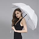 preiswerte Hochzeitsschirme-Post-Handle Hochzeit / Alltag Regenschirm Einzigartiges Hochzeits-Dekor / Regenschirm / Sonnenschirm ca.89cm