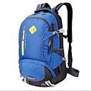 ieftine High School Bags-Unisex Genți Îmbrăcăminte Oxford rucsac Fermoar Trifoi / Negru / Roșu-aprins