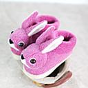 ieftine Pantofi Fetițe-Fete Pantofi Imitație Blană Toamna iarna Confortabili / Fur de căptușeală Papuci & Flip-flops pentru Copii / Copil Piersică / Migdală / Kaki