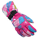cheap Ski Gloves-Ski Gloves Women's Full finger Gloves Waterproof / Keep Warm / Windproof Fiber Ski / Snowboard / Cycling / Bike Winter