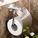 preiswerte Toilettenpapierhalter-WC-Rollenhalter Neues Design Moderne Aluminium 1pc Wandmontage