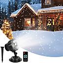 billige Militærur-snefald projektor led christmas lys vandtæt roterende mini projektion snefnug lampe med trådløs fjernbetjening til halloween fest bryllup og haven dekorationer