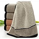 abordables Toalla de Cara-Calidad superior Toalla de Cara, Un Color 100% Algodón Supima 1 pcs