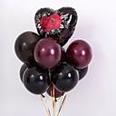 olcso Autó Pedálok-Balloon Bundle Latex 10pcs Menyegző