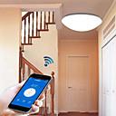 billige Smartlamper-moderne wifi LED taklampe app kontroll taklampe for stue familiens hjem belysning ac110-240v