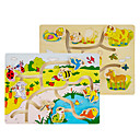 cheap Wooden Puzzles-Wooden Puzzle Animals Cool Exquisite Wooden 1 pcs Child's All Toy Gift