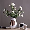 ieftine Vase & Coș-Flori artificiale 0 ramură Single Stilat / Modern Vază Față de masă flori