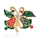 cheap Religious Jewelry-Women's Vintage Style / 3D Brooches - Rhinestone Unique Design, Classic Brooch Rainbow For Christmas / New Year