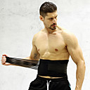 cheap Lip Stain-Protective Gear / Waist Trimmer / Sauna Belt With Nylon / Stainless steel Durable Breathable For Men / Women Exercise & Fitness / Weightlifting / Workout Waist, Waist & Back