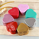cheap People Paintings-Heart Creative Metal Favor Holder with Pattern Favor Boxes Favor Tins and Pails - 24