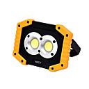 tanie Naświetlacze-HKV 1 szt. 10 W Reflektory LED Nowy design Zimna biel 5 V Oświetlenie zwenętrzne 2 Koraliki LED