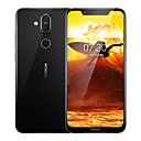 "ieftine Portmonee-NOKIA X7 6.18 inch "" Smartphone 4G (4GB + 64GB 12 mp / 13 mp Snapdragon 710 AIE 3500 mAh mAh) / camere duble"
