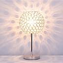 tanie Lampy stołowe-Nowoczesny Dekoracyjna Lampa stołowa Na Sypialnia / Gabinet / Pokój do nauki Kryształ 220v