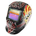 povoljno Sigurnost-automatska varijabla fotoelektrična maska za zavarivanje geneza uzorak solarna automatska fotoelektrična maska za zavarivanje