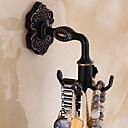 billige Garderobekroker-Krok Kreativ Moderne Messing 1pc Vægmonteret