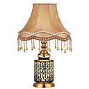 preiswerte Tischlampe-Traditionell-Klassisch Dekorativ Tischleuchte Für Schlafzimmer Metall <36V