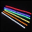 abordables Unidades LED-Zdm 50 cm 5050 dc12v computadora ip65 pc impermeable con tira flexible y luz de fondo