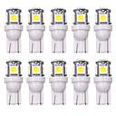 voordelige Autobinnenverlichting-SO.K 10 stuks T10 Automatisch Lampen 5 W 160 lm LED Interior Lights