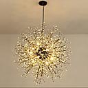 povoljno Lusteri-8-Light Cirkularno Lusteri Ambient Light Slikano završi Metal Kreativan 110-120V / 220-240V Meleg fehér / Hladno bijela / G4