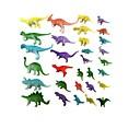 baratos Animais de Brinquedo-Animais de Brinquedo Dinossauro Animais Borracha Crianças Todos Brinquedos Dom 30 pcs