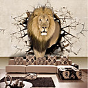 cheap 3D Duvet Covers-Wallpaper / Mural Canvas Wall Covering - Adhesive required Art Deco / Pattern / 3D
