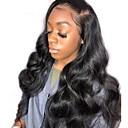 זול פיאות תחרה משיער אנושי-שיער ראמי שיער אדםלא מעוב 360 פרונטאלית עמוק חלק הקדמי חזית חזית תחרה פאה שיער ברזיאלי גלי Body Wave פאה עמוק הפרידה 150% צפיפות שיער עם שיער בייבי הגעה חדשה שיער טבעי פאה אפרו-אמריקאית לנשים שחורות