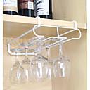 olcso Ruhafogasok & Akasztók-piszkos ivócsésze boros pohártartó claret glass rack zwj009