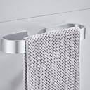 billige Håndklestenger-Håndklestang Nytt Design / Kul Moderne Aluminium 1pc Singel Vægmonteret