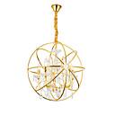 billige Hengelamper-ZHISHU 5-Light Globe / Lanterne Anheng Lys Opplys galvanisert Metall Kreativ 110-120V / 220-240V