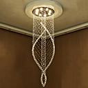 ieftine Montaj Flush-8-Light Candelabre Lumină Spot Galvanizat Metal Cristal, Bec Inclus, designeri 110-120V / 220-240V Alb Cald Bec Inclus / GU10