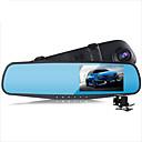 halpa Auto-DVR-D790s 1080p Auto DVR 140 astetta Laajakulma 4.3 inch Dash Cam kanssa G-Sensor / Pysäköintitila / Liikkeentunnistus Ei Automaattinen tallennin / Jatkuva tallennus / auto on / off / Kiinteä mikrofoni