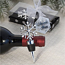cheap Drinkware Accessories-Wine Stopper Gift for Bar / Wine Zinc Alloy